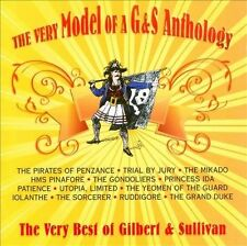 THE VERY MODEL OF A G & S ANTHOLOGY NEW CD