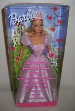 #4547 NRFB Mattel Fairytale Barbie as Sleeping Beauty Foreign Issued