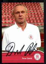 Peter Dawid Hessen Kassel 2007-08 TOP AK + A 72446