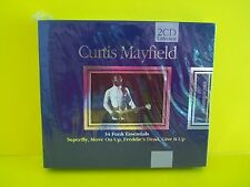 CURTIS MAYFIELD - 34 Funk Essentials [2xCd-UK-2003]