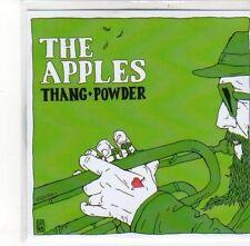 (DK799) The Apples, Thang / Powder - DJ CD