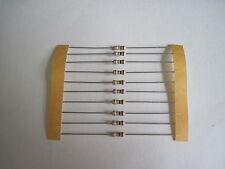 Current Sensing  Resistors 1.0 Ohm 1 Ohm 5% 1/4W 10 Pcs (Max 500mA)