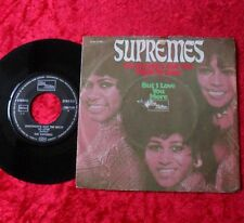 "Single 7"" The Supremes - Everybody's got the right to love"