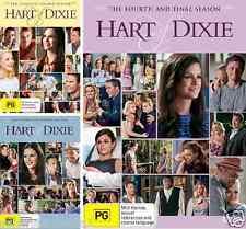 Hart Of Dixie Seasons 2, 3 & 4 : NEW DVD
