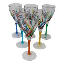 Venetian Wineglasses