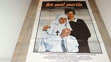 LE MAL PARTIS !   affiche cinema  1975