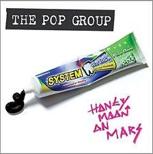 The Pop Group - Honeymoon On Mars [New Vinyl] 180 Gram, Poster, Digital Download