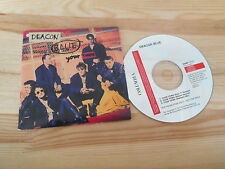 CD POP Deacon Blue-Your Town (3) canzone PROMO Columbia Sony Music