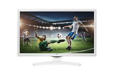 "MONITOR TV LED 24"" LG 24MT49VW HD READY USB DVB-T2 BIANCO NEW LINE WHITE"