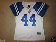 Indianapolis Colts #44 NFL Reebok Football Jersey Womens M Medium NEW