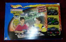 Hot Wheels Official Monster Truck Series Monster Jam Game 2002 RARE (BRAND NEW)