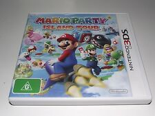 Mario Party Island Tour Nintendo 3DS 2DS Game *Complete*