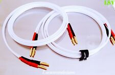 QED XT25 SPEAKER CABLES 2 x 3m (A Pair) Terminated