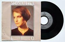"""LIO - Mona Lisa + Baby Lou (45 tours) 7"""" G+/VG"""