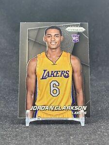 Jordan Clarkson 13-14 Panini Prizm Rookie Card #287 Lakers HOT RC!! Jazz