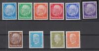 X2142/ GERMANY REICH – MI # 464 – 465 / 473 COMPLETE MINT MNH – CV 230 $