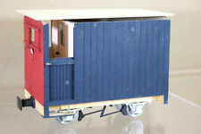 BRANDBRIGHT G SCALE NARROW GAUGE KIT BUILT FREELANCE GUARDS BRAKE VAN WAGON ng