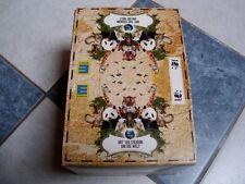 """Stickerbox """"mit 180 Stickern um die Welt"""" ca. 1000 St. EDEKA"""