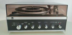 DUAL HS 39 1214 Vintage Plattenspieler Verstärker