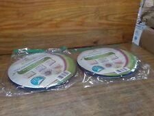 Outdoorwares 6 Pop Up Food Cover Protectors Set | Fine Mesh Screen, Bottomless