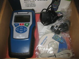 NetTest 50PM1000 Standard Power Meter 50PMS / CMA50 CMA