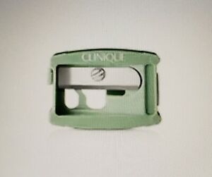Clinique Eye Pencil & Lipstick Sharpener New in Original Bag