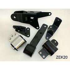 HASPORT BILLET K-SERIES SWAP ENGINE MOUNT KIT 00-06 INSIGHT ZEK20-62A