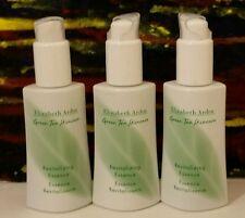 Elizabeth Arden GREEN TEA Skin Care Revitalizing Essence (LOT OF 3) UNBOXED