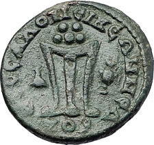 GORDIAN III Thessalonica Macedonia Olympic Style Games Table Roman Coin i58101