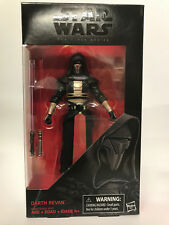 "Star Wars Black Series 6"" Darth Revan NEW"
