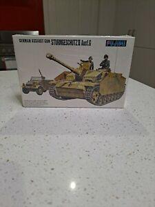 German Assault Gun Sturmgeschutz III Ausf.G