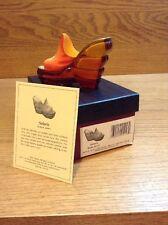 Raine Just the Right Shoe Coa Box Solaris 25153
