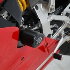 Ducati 959 Panigale 2016 R&G Racing No-Mod Aero Crash Protectors CP0389BL Black