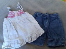 Stripe Top And Shorts Outfit 18-24 Months