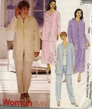 McCall's Woman's 4 Piece Outfit Pattern 2683 Plus Sizes 18W-25W Uncut