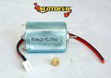 SLOTDEVIL 5030 CARRERA 1/24 TUNING MOTOR 30K RPM at 18 VOLTS w/wires and pinion