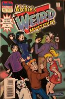 ARCHIE'S WEIRD MYSTERIES #1 (BASED ON THE AMIMATED TV SHOW)