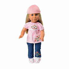 """Today's Girl 5 pc. Fun & Flowers Clothing Set for 18"""" Doll"""