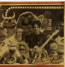 """WHITE JACK AND THE ELECTRIC MAYHEM YOU ARE THE SUNSHINE OF MY VINILE 7"""" NUOVO"""