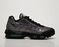 Nike Air Max 95 Men's Black Aurora Green Athletic Lifestyle Sneakers Shoes