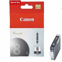 Canon CLI 8 Ink Cartridge, New, Retail Box, Genuine, Saving