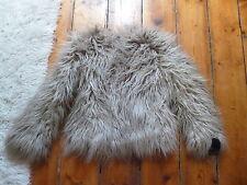 Zara Zip Hip Length Polyester Coats & Jackets for Women
