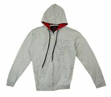 Lil Wayne Ill Not Sick Heather Grey Zip Hoodie Sweatshirt New Official Medium M