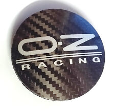 OZ Racing Center Cap M595 Carbon Black PA66M15