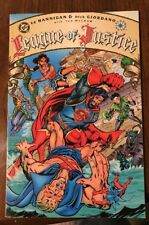 Justice League: League of Justice book 2 GN ,DC Comics, ELSEWORLDS