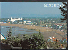 Somerset Postcard - Minehead From North Hill - Showing Butlins   LC5054