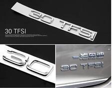 E740 30 TFSI Emblem Badge auto aufkleber 3D Schriftzug Plakette car Sticker Neu