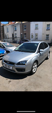 Ford Focus 1.6 automatic 2005 55  low millage long mot private plate included