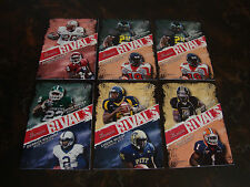 2009 Bowman Draft Football---Rivals---Lot Of 6---Dupes---Multi-Lots---See List