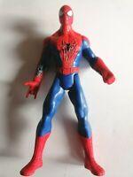 "Spiderman 10"" Talking Noise Action Figure With Light Up Eyes Marvel 2014 Hasbro"